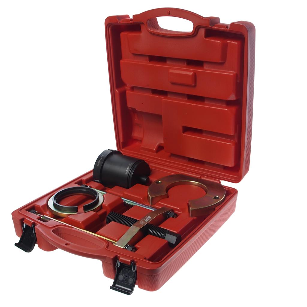 Набор инструментов для демонтажа/монтажа сайлентблоков рычага заднего продольного (VOLVO FORD) JTC