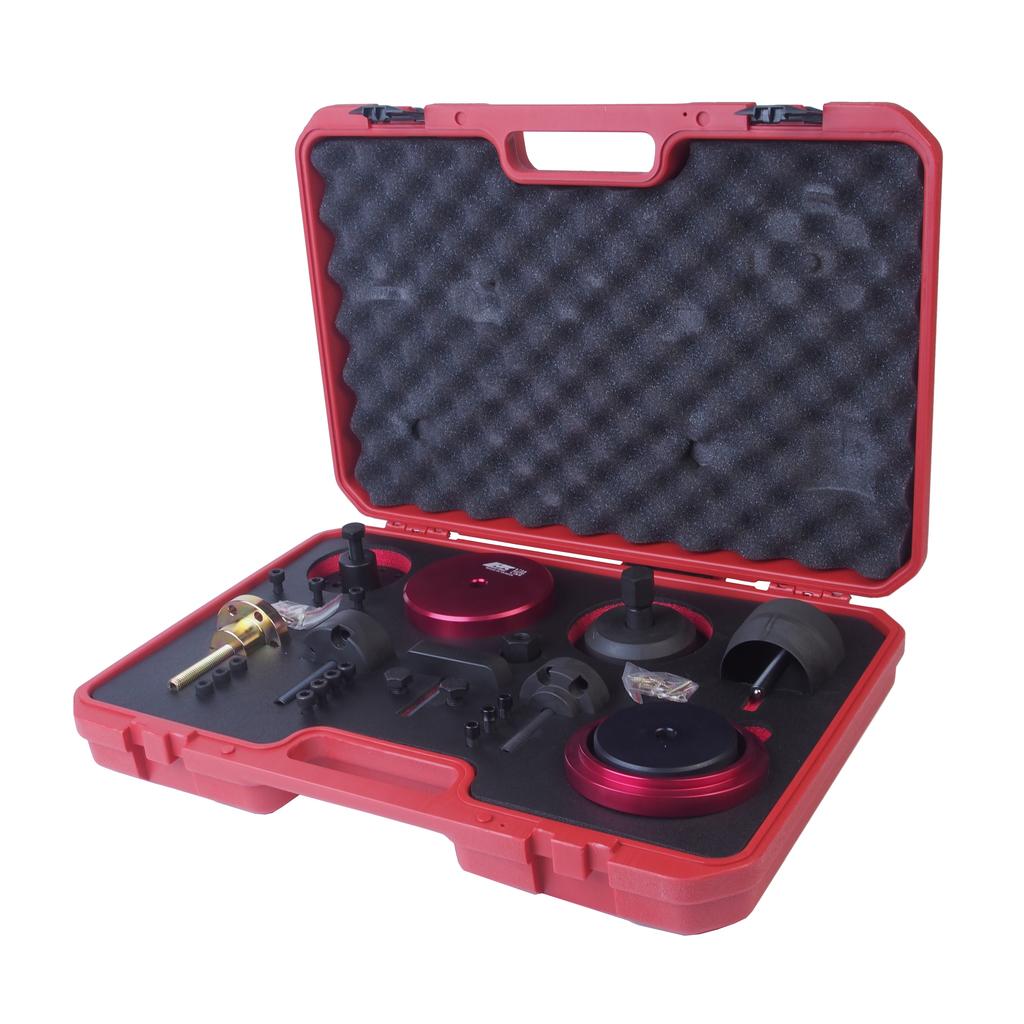 Набор инструментов для демонтажа сальников коленвала (BMW N20,N40,N42,N45,N45T,N46,N46T,N52-N54) JTC