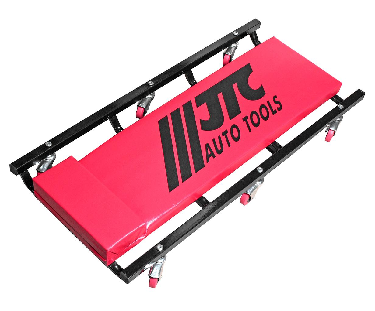 Тележка подкатная для ремонта автомобиля (лежак,металлический каркас) JTC