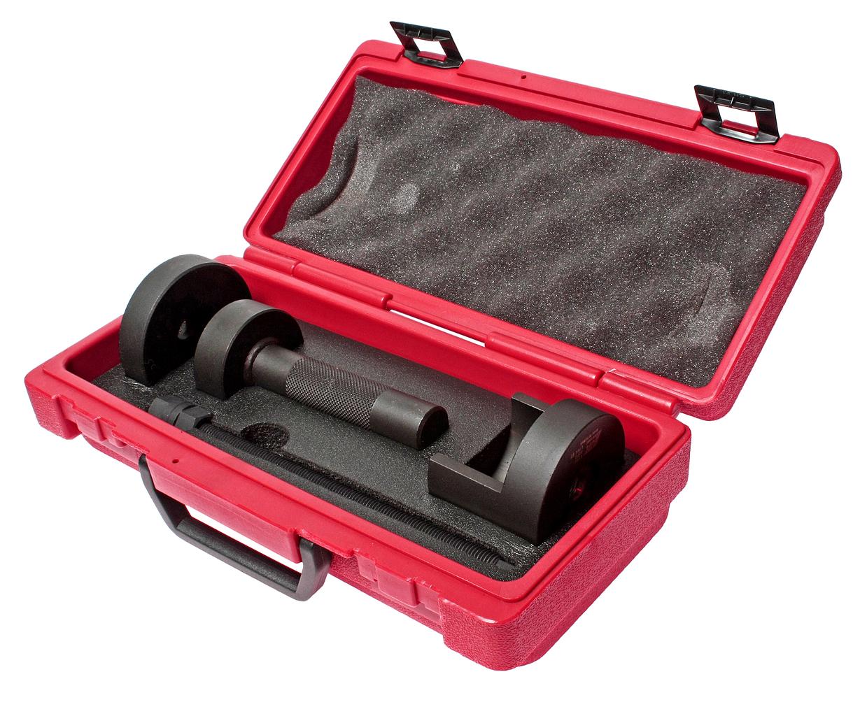 Набор инструментов для демонтажа сайлентблоков подрамника заднего (TOYOTA Altis) JTC