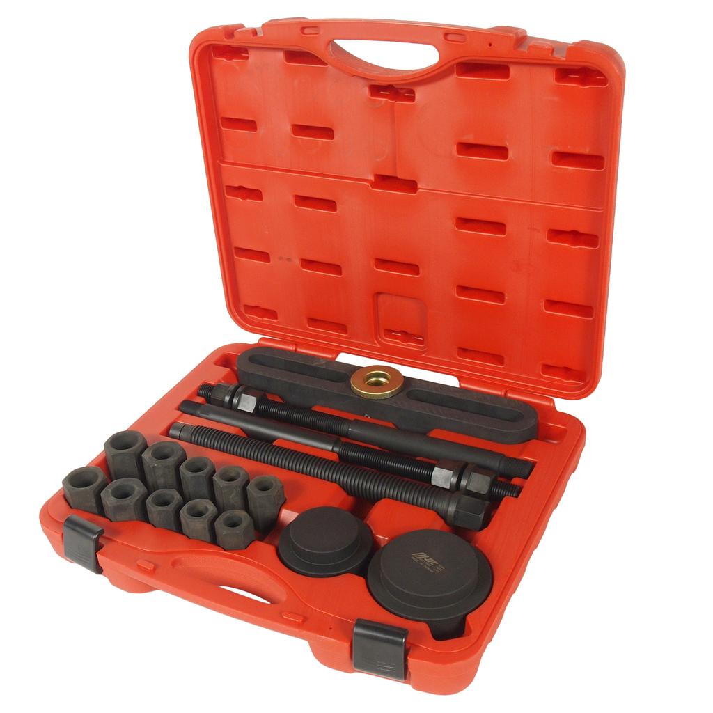 Съемник ступиц универсальный с адаптерами М18,М20,М22,М24,М30 JTC