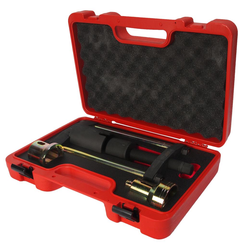 Набор инструментов для демонтажа сайлентблоков рычага заднего продольного (FORD,MAZDA,VOLVO) JTC
