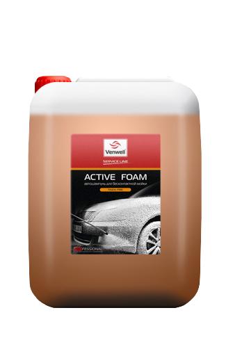 Venwell Автошампунь для бесконтактной мойки Active Foam 20 л.