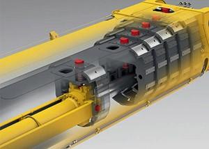 Смазки для телескопических стрел, мобильных кранов, манипуляторов и погрузчиков